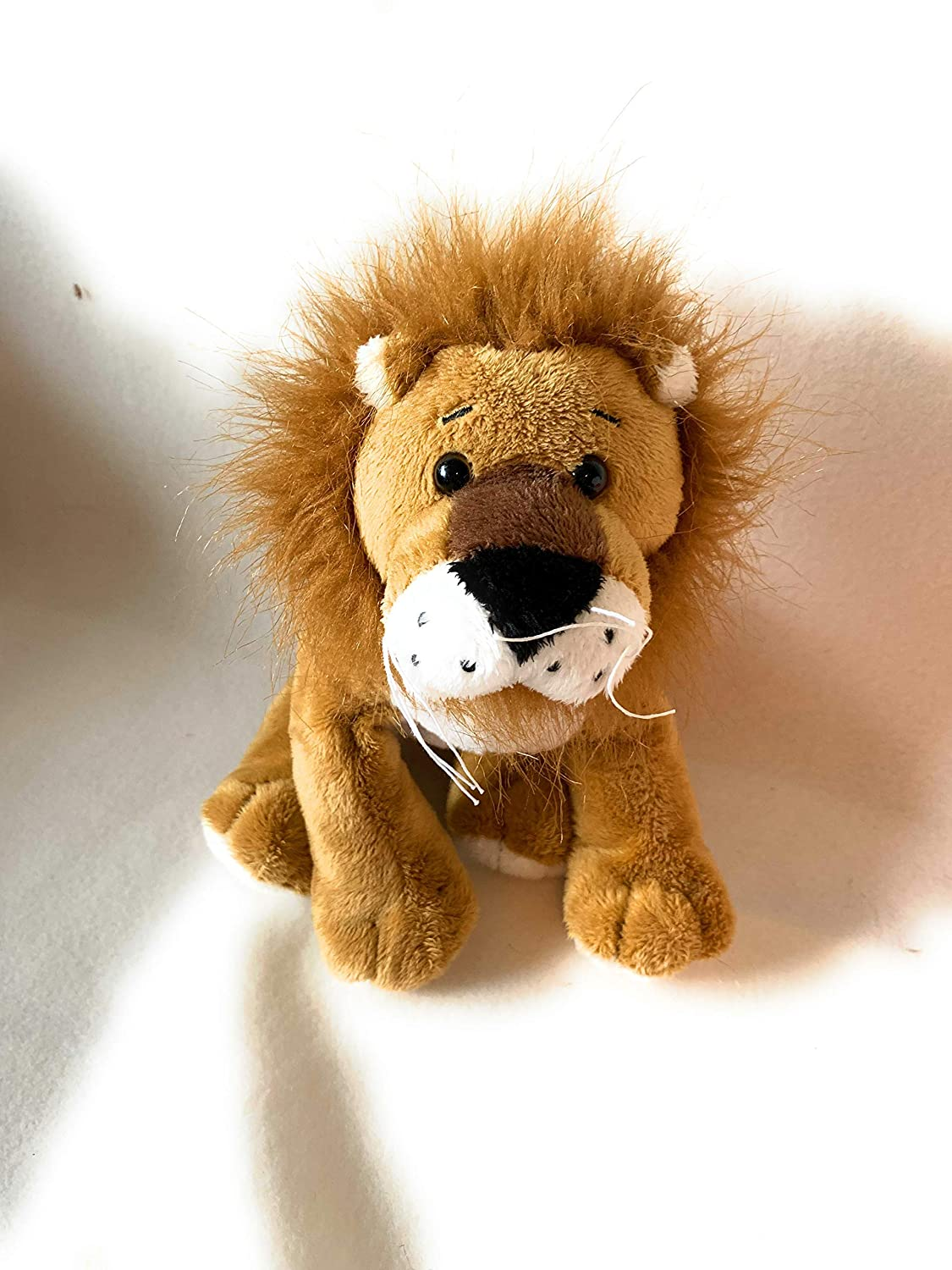 bear or hedgehog small lion autism sensory toy tiger Weighted stuffed animals with 1 1//2 lbs