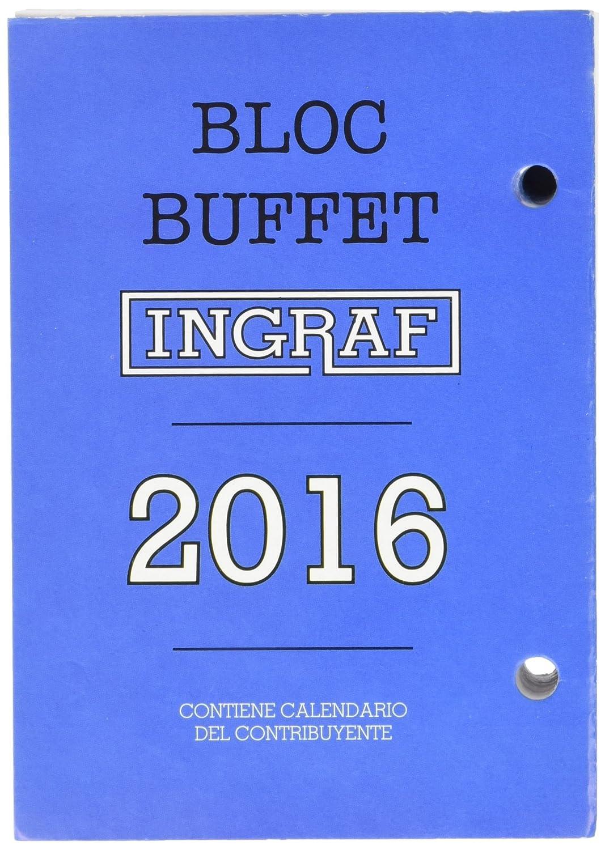 Ingraf 10200 - Calendario, 4 idiomas, Unidades contenidas: 1 ...