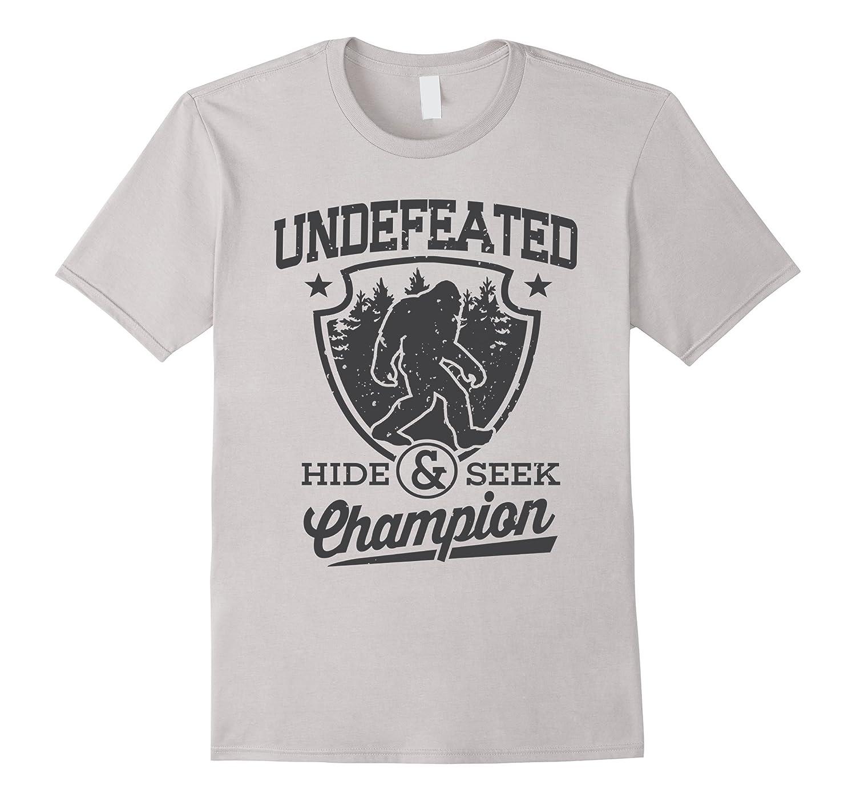 29247702f Bigfoot T-shirt Undefeated Hide Seek Sasquatch Yeti Gift-PL – Polozatee