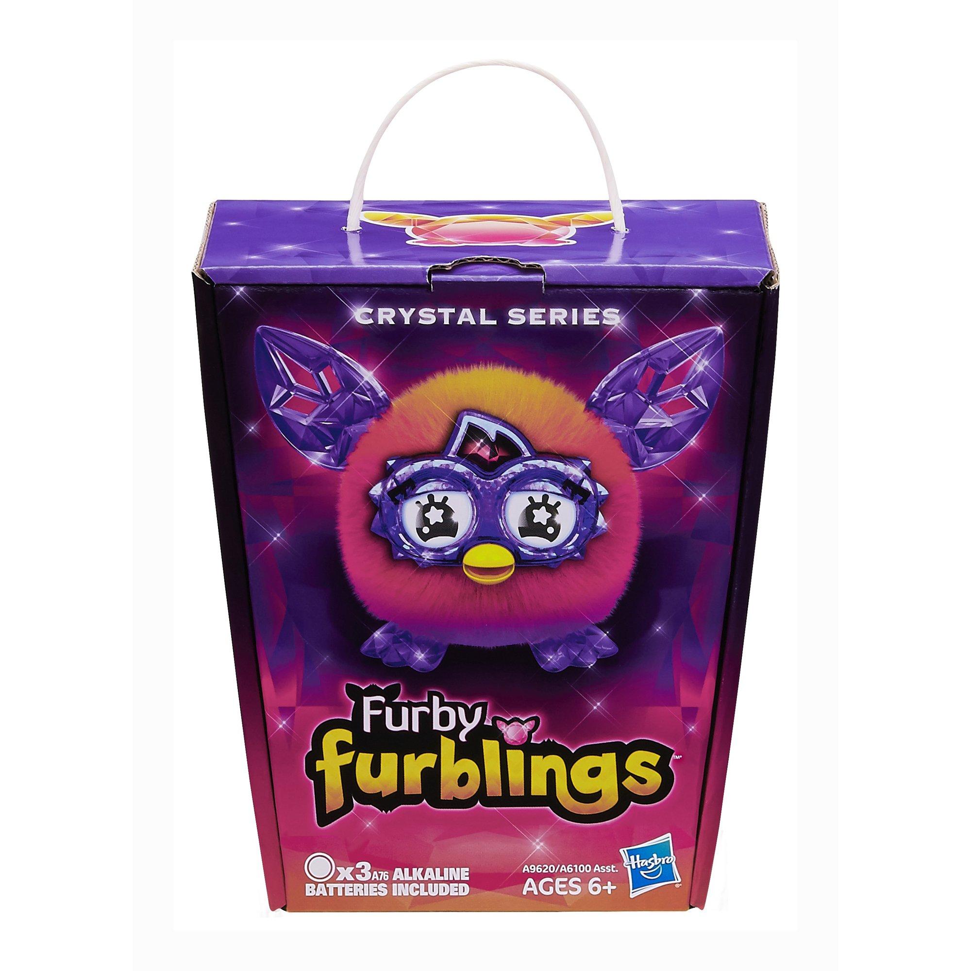 Furby Furblings Creature Plush, Orange/Pink by Furby (Image #2)