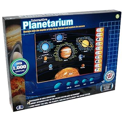 Scientific Toys Interactive Planetarium: Toys & Games