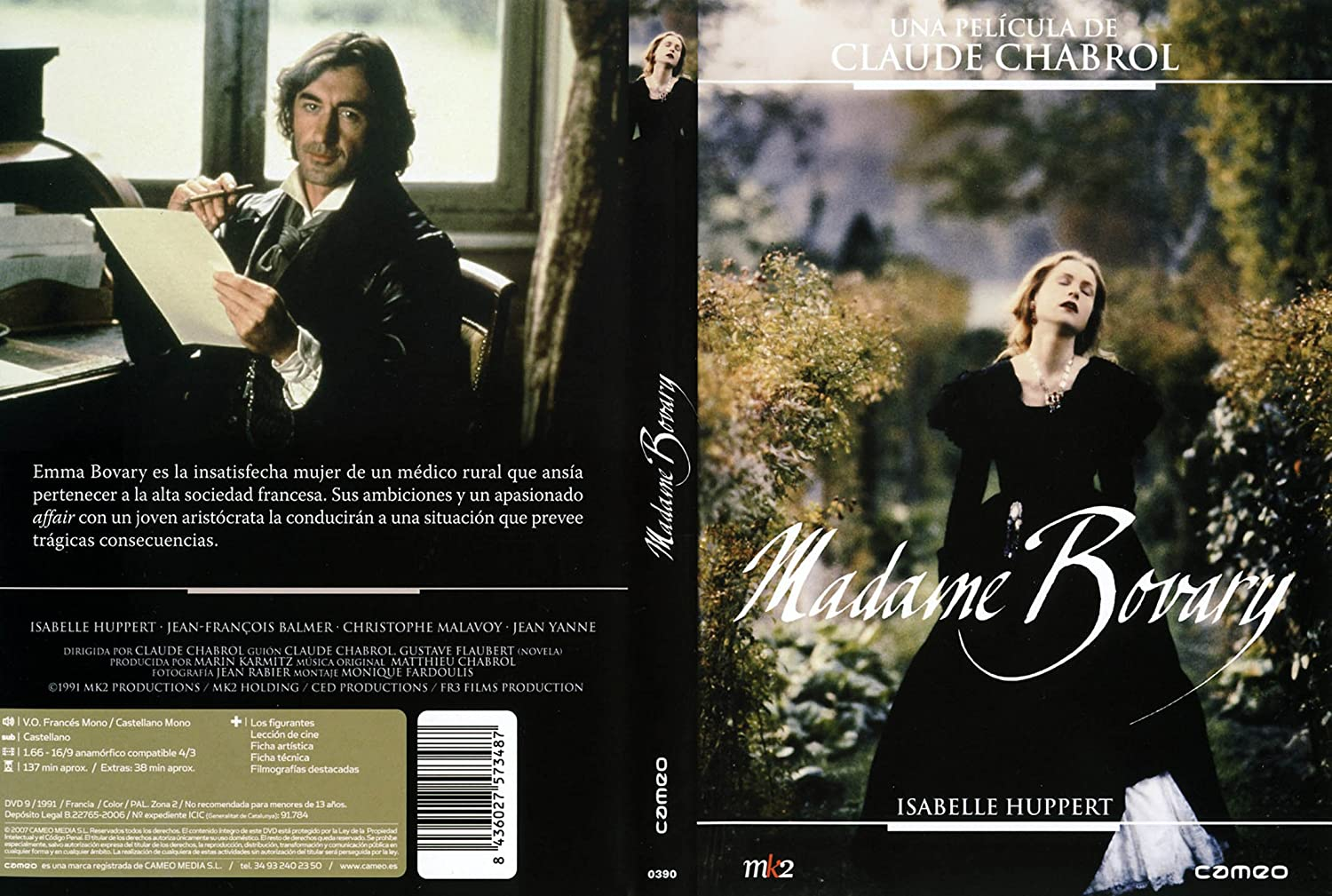 CHABROL BOVARY TÉLÉCHARGER MADAME
