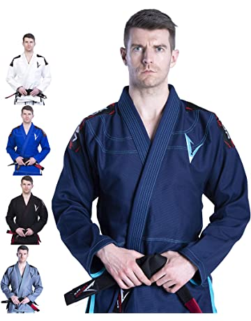 ffdd15eb0cef Vector Kimono Gi de jiu-jitsu br eacute silien JJB avec ceinture blanche  gratuite Tissu