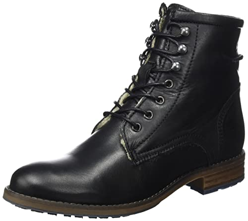 Womens 2853-604-9 Boots, Black Mustang