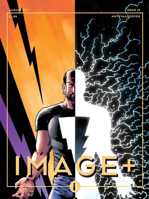 Download IMAGE PLUS #15 (WALKING DEAD HERES NEGAN PT 15) (Net) (MR) PDF