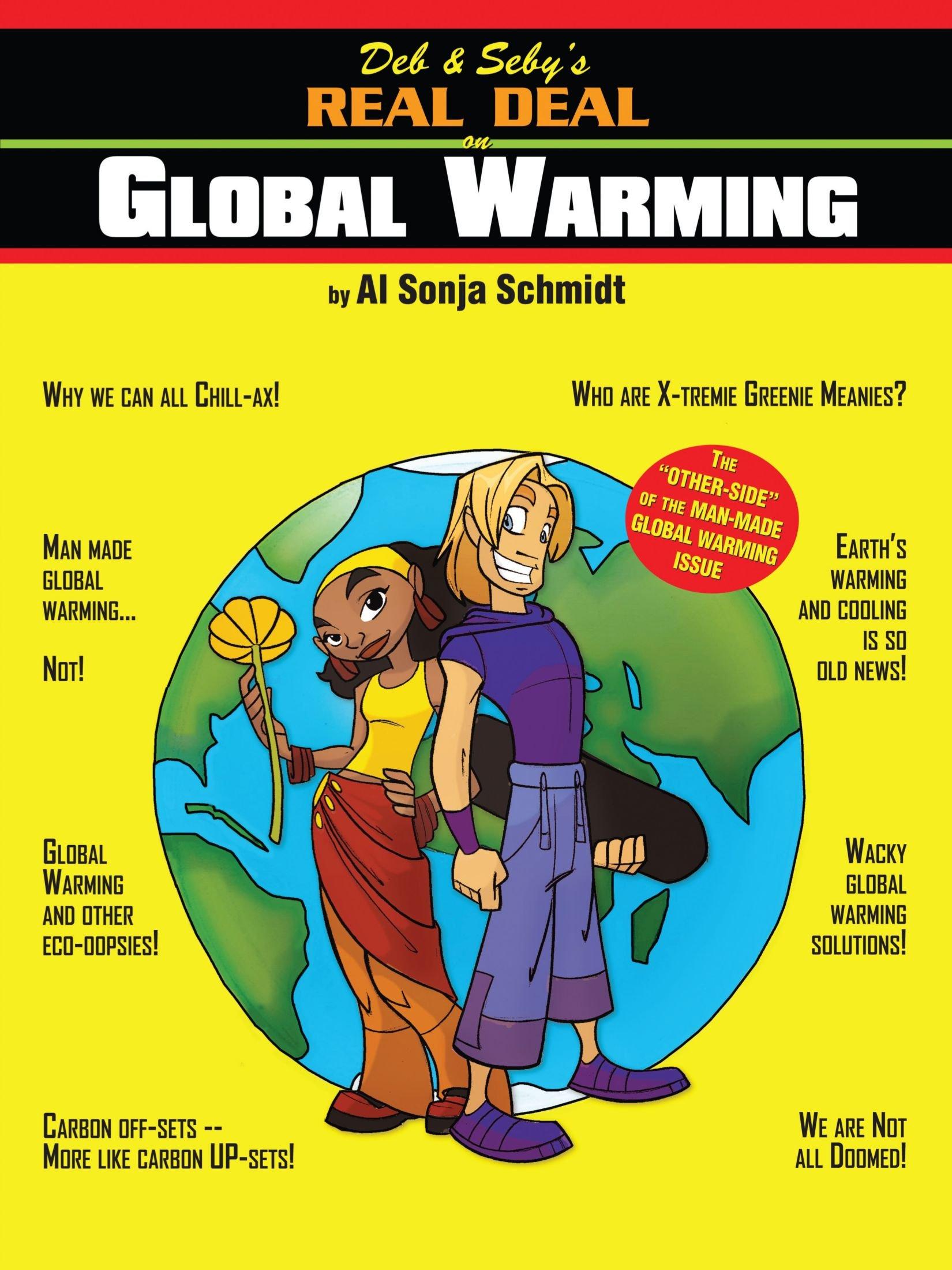 Deb & Seby's Real Deal on Global Warming pdf