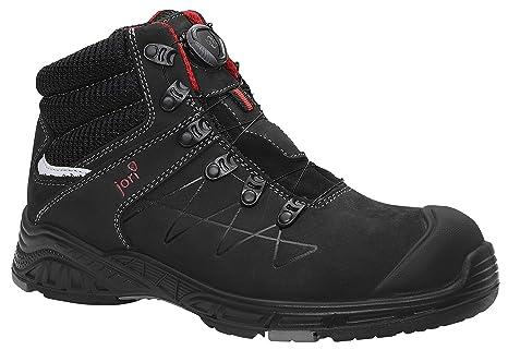 JORI Jo Max Chaussures de sécurité, 38, Noir, 1: