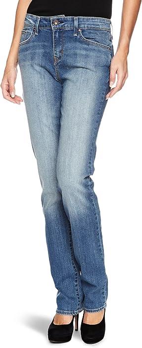 b0461aab26e938 Levi's CL DC Straight 5 Pocket Women's Jeans Early Dawn W27INxL32IN ...