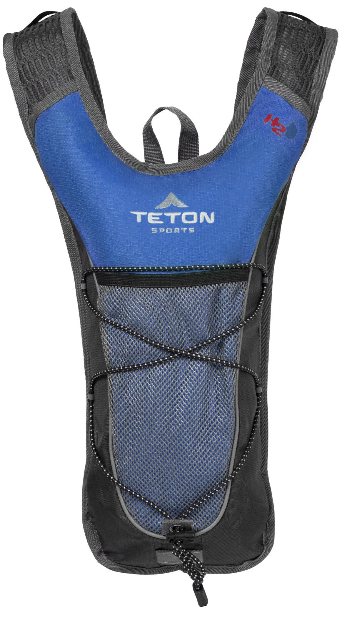 TETON Sports TrailRunner 2.0 Hydration Pack; Backpack for Hiking, Running and Cycling; Free 2-Liter Hydration Bladder; Blue by TETON Sports