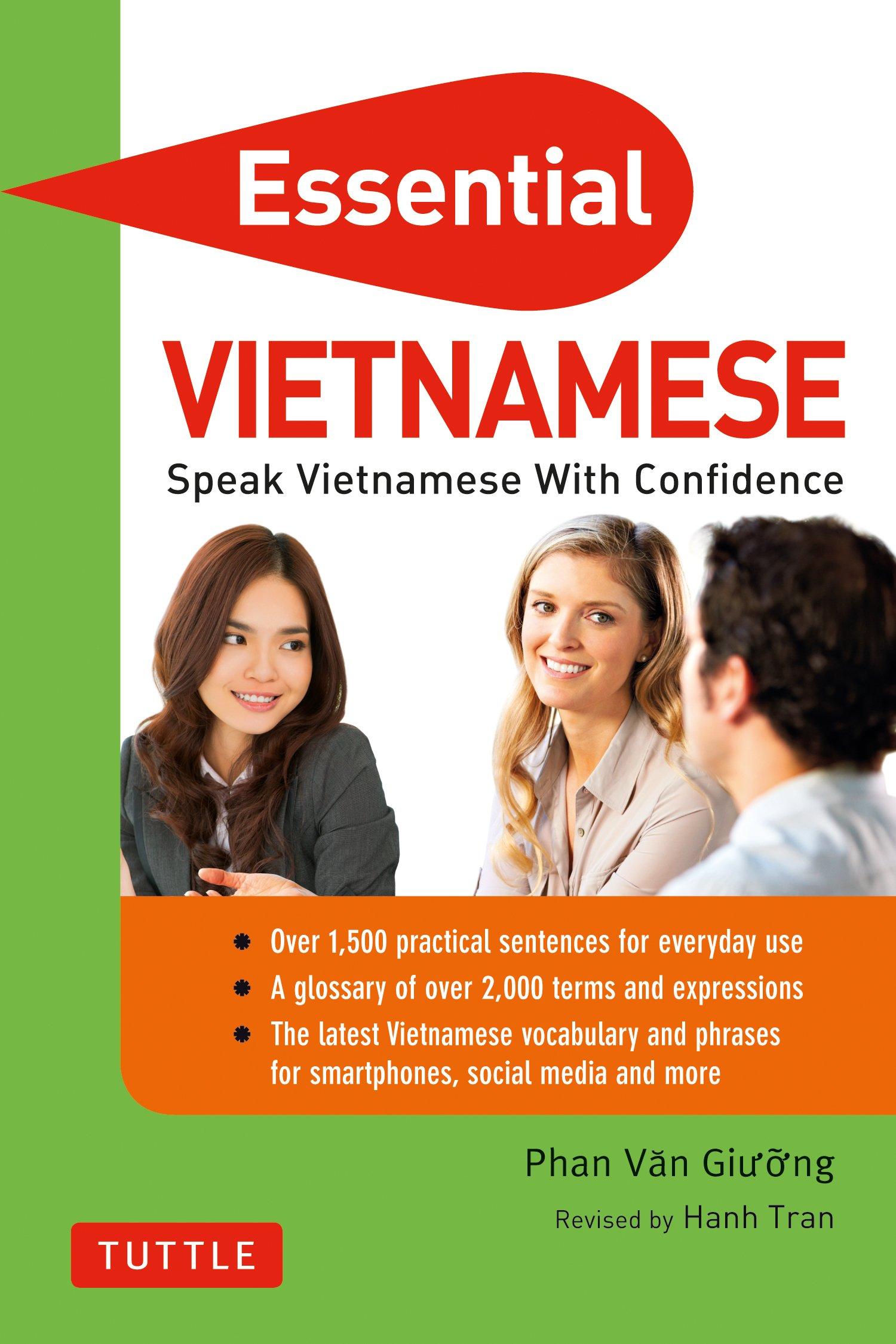 Download Essential Vietnamese: Speak Vietnamese with Confidence! (Vietnamese Phrasebook & Dictionary) (Essential Phrasebook & Disctionary Series) pdf