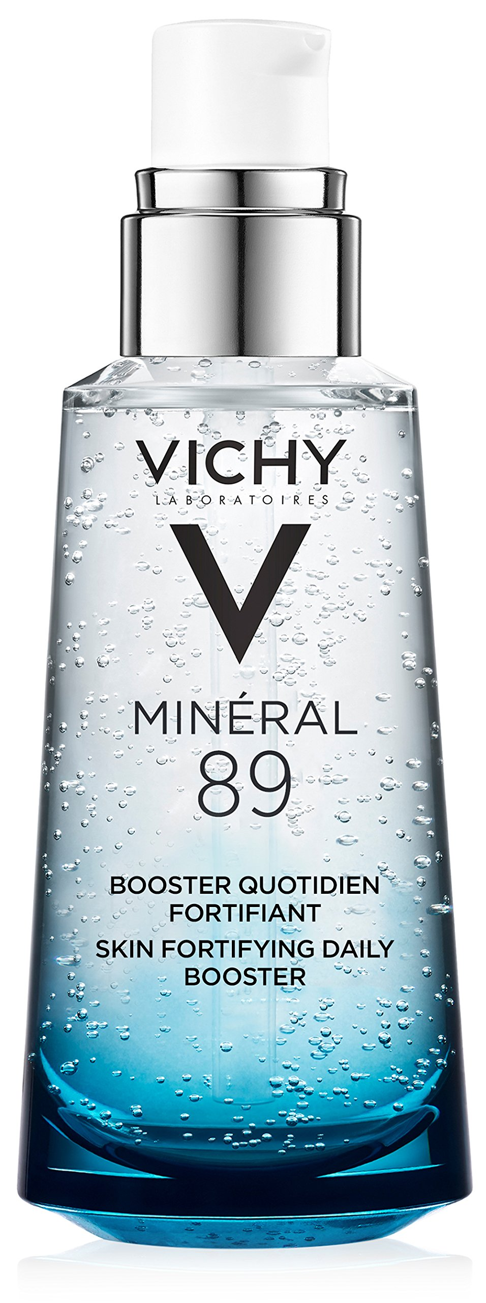 Vichy Minéral 89 Daily Skin Booster Serum and Moisturizer