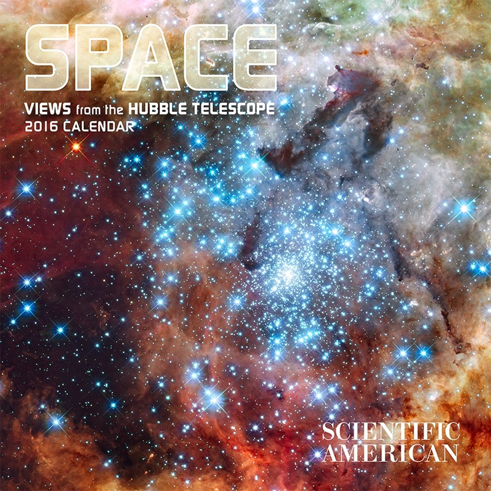 Download Space Views from the Hubble 2016 Calendar ebook