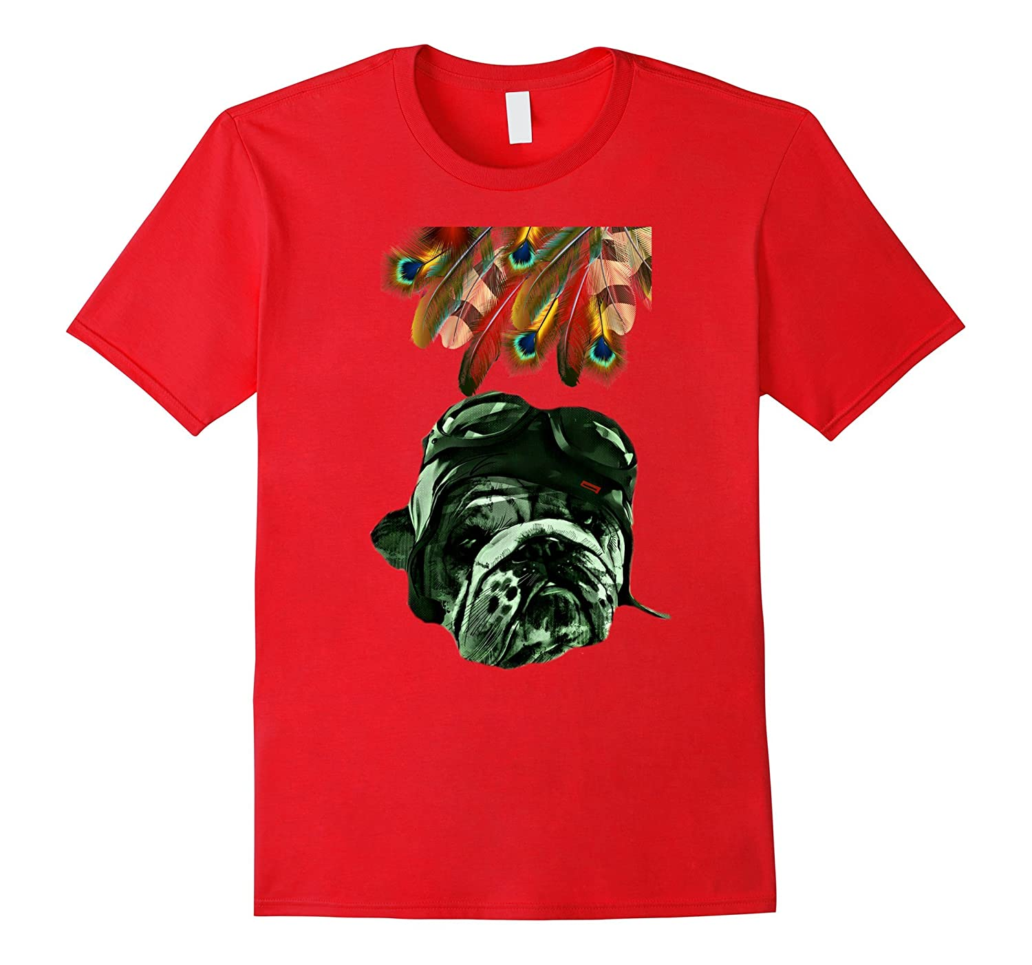 Pet Animal Graphic Style Jungle Hipster Tshirt-Art