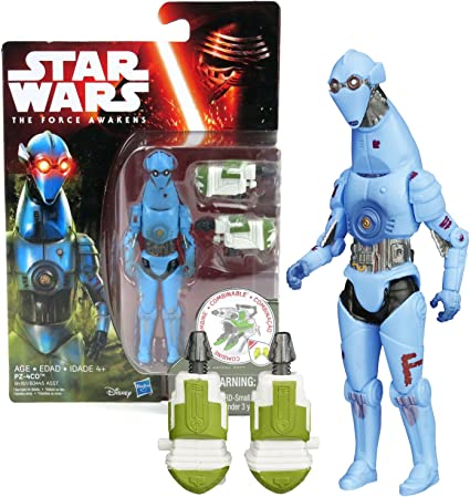 Star Wars The Force Awakens PZ-4CO 3.75 Inch Action Figure