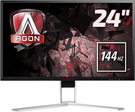 AOC Agon AG241QX - Monitor Gaming 24