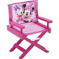 Delta Children Minnie Mouse Chaise Cinéma Rose