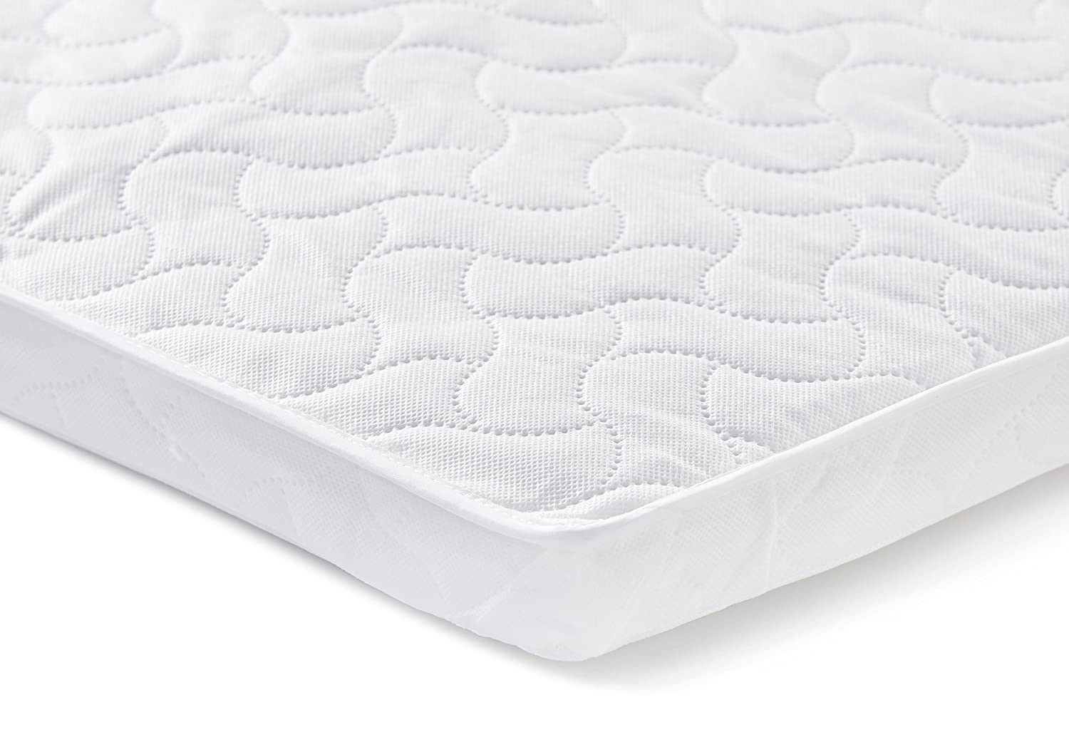 Baby Elegance Health Care Fibre Crib Mattress (43x 85x 5 cm) HC114