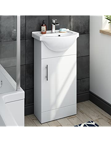 new product 9b378 e5dc1 Wash Stands & Vanity Units: Home & Kitchen: Amazon.co.uk