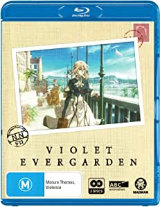 Violet Evergarden (eps 1-13 + Special) (Blu-ray)