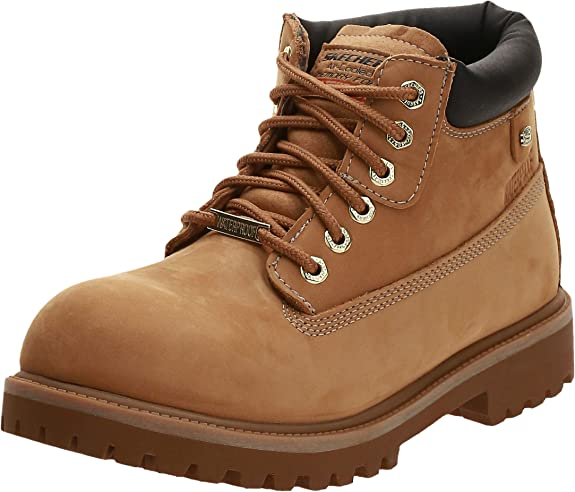 Bourgeon Inconsistente barajar  Amazon.com | Skechers Fashion Men's Boot Sergeants-Verdict WTG | Chukka