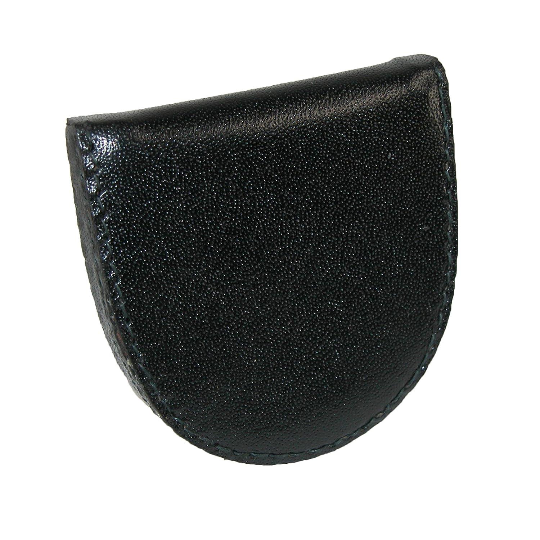 CTM Leather Change Holder Black HSC Black
