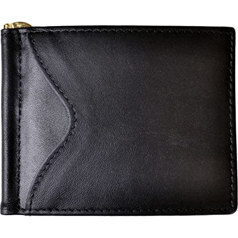 a84c205296d1 Royce Leather Rfid Blocking Money Clip Credit Card Wallet in Leather ...