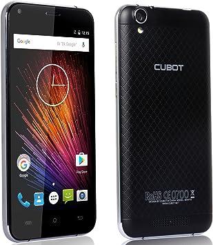 CUBOT Manito - Smartphone Libre 4G Android 6.0,(Pantalla táctil ...
