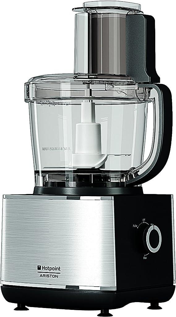 Hotpoint-Ariston FP 1009 AX0 - Robot de cocina (Acero inoxidable, De plástico, 50/60 Hz): Amazon.es: Hogar