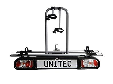 Unitec Profex Atlas - Portabicicletas de aluminio