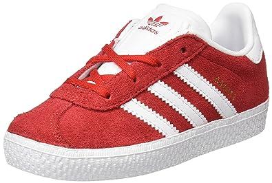 3f5bfa9b871825 adidas Originals Jungen Gazelle I Sneaker  Amazon.de  Schuhe ...