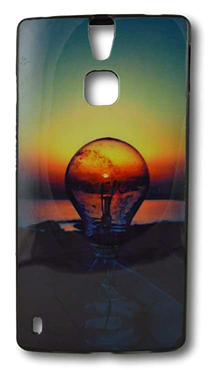 buy online 62c3b 5d055 BlueArmor Back Soft Cover Case for Micromax Canvas 6: Amazon.in ...