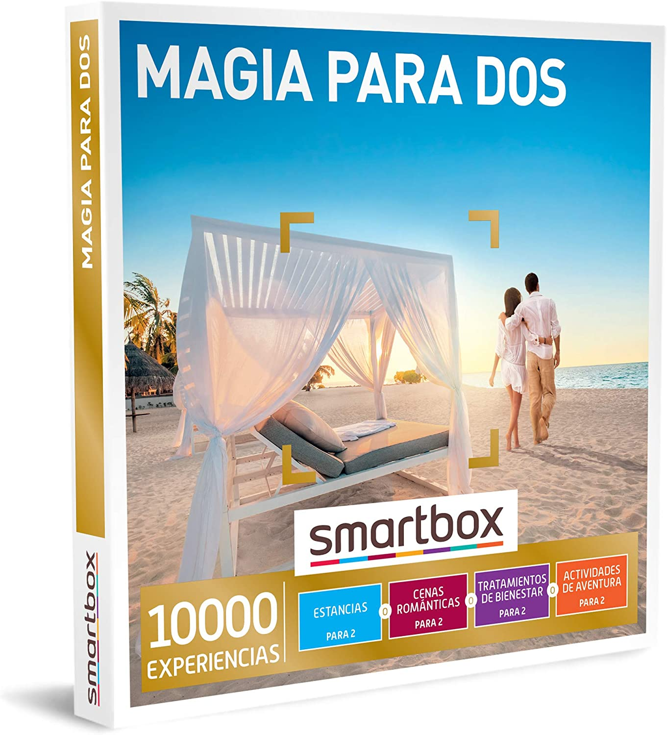 SMARTBOX - Caja Regalo - Magia para Dos - Idea de Regalo - 1 ...