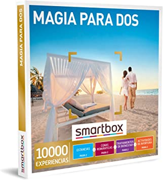 SMARTBOX - Caja Regalo - Magia para Dos - Idea de Regalo - 1 ...