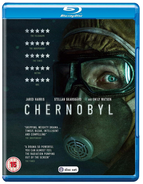 Chernobyl - 2019 Sky Atlantic Drama - Blu-ray: Amazon co uk: Jared