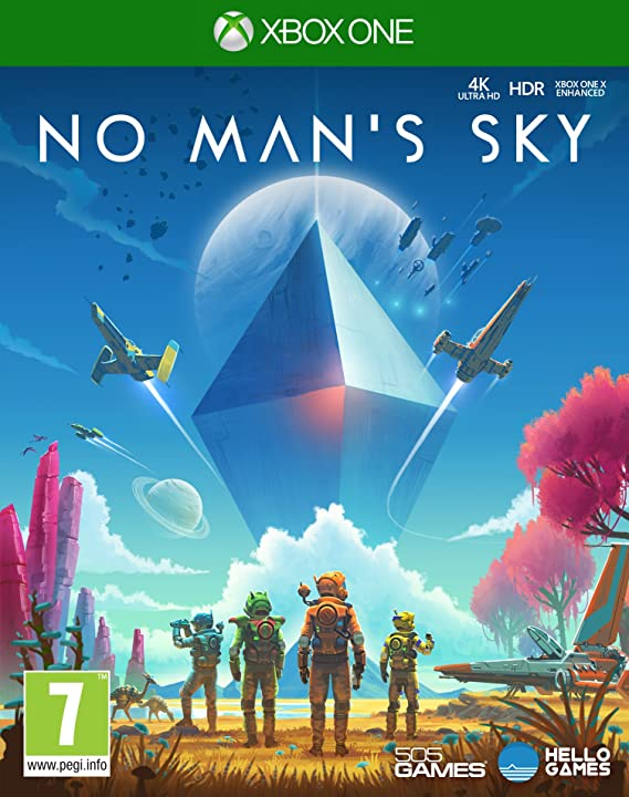No Man's Sky (Xbox One): Amazon co uk: PC & Video Games