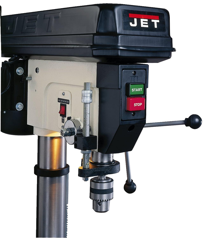 JET JDP-17MF/354169 Drill Press - Power Stationary Drill Presses -  Amazon.com