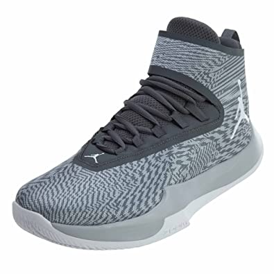 c2b4b0381b8f Jordan Fly Unlimited Men s Basketball Shoes Wolf Grey White-Dark Grey  aa1282-004