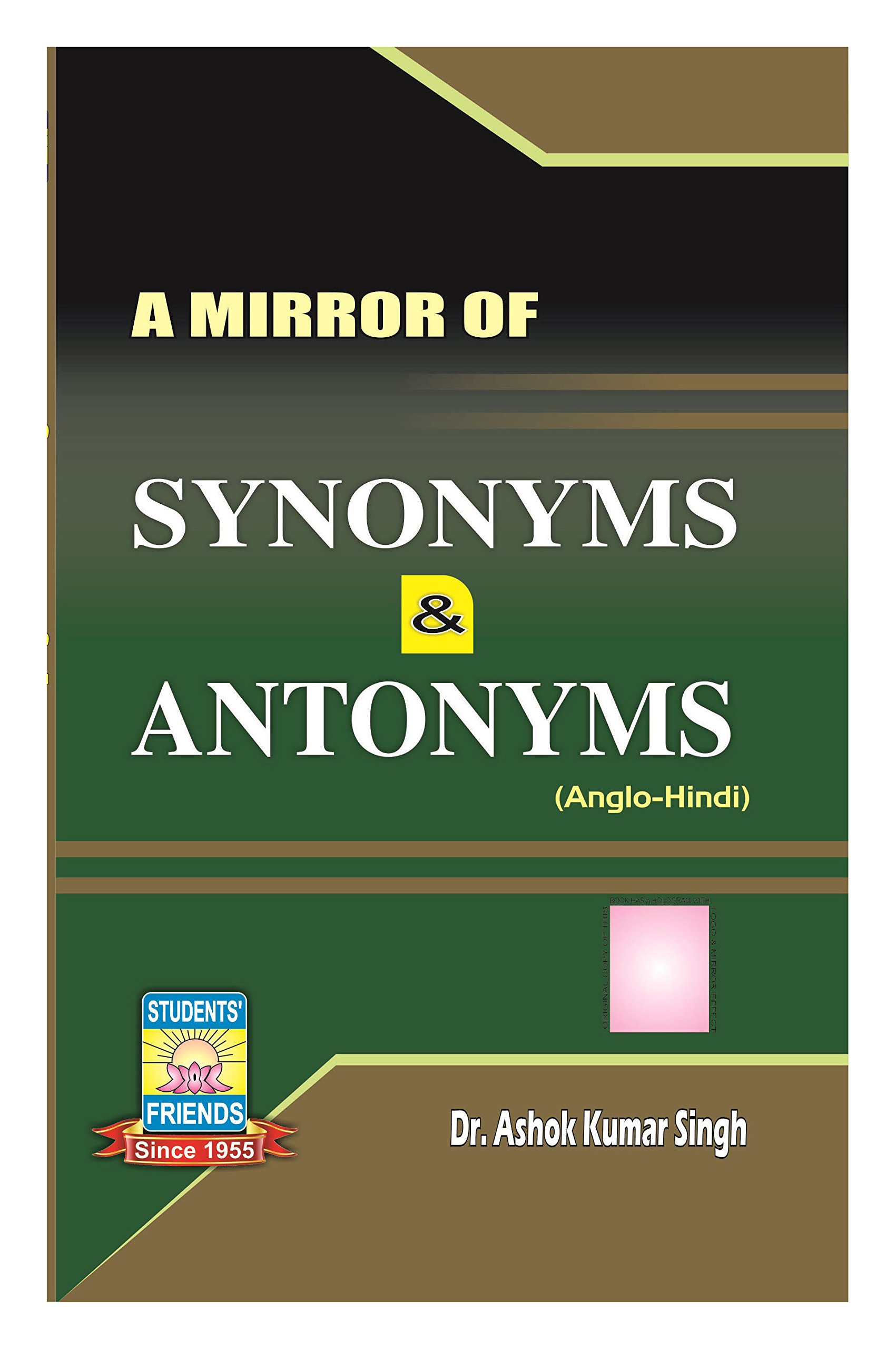 Synonyms pdf hindi meaning antonyms and with list
