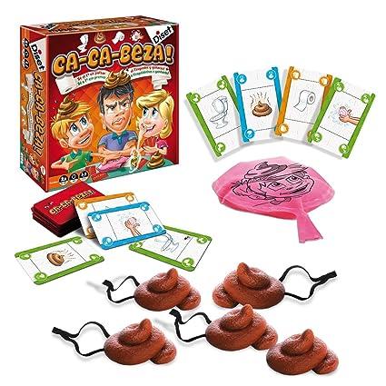 Diset Juego Ca Beza Miscelanea 60181 Amazon Es Juguetes Y Juegos