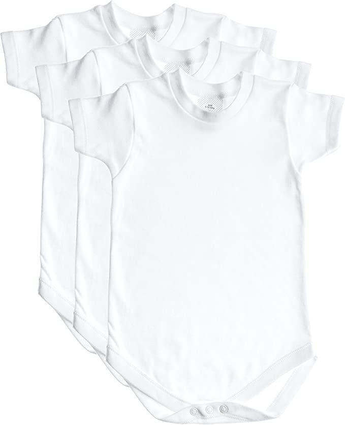 Parrot White Body Suit Family Matching Shirts Guitar Body Suit Baby White onesie 3-24 months Noise King White Bodysuit
