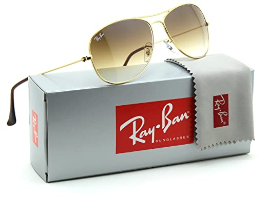 d901d5b5d8db9 Ray-Ban RB3362 Cockpit Aviator Unisex Gradient Sunglasses 001 51 - 59mm
