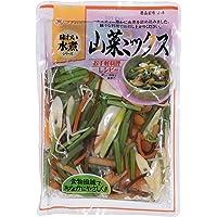 タチバナ食品 山菜 ミックス 水煮 150g