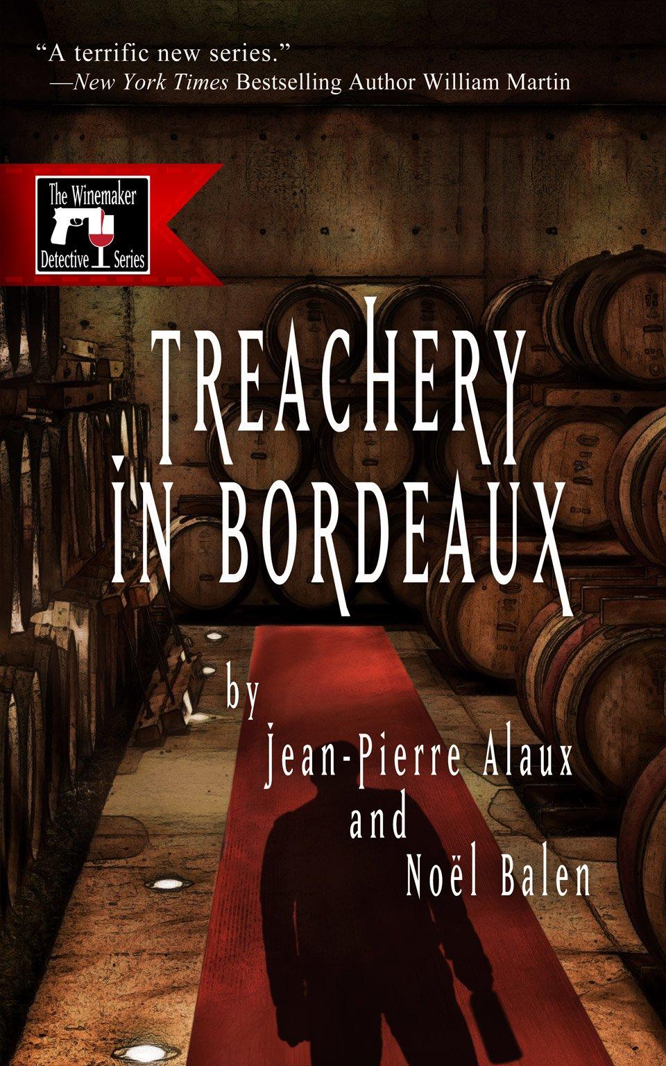 Treachery Bordeaux Winemaker Detective Jean Pierre product image