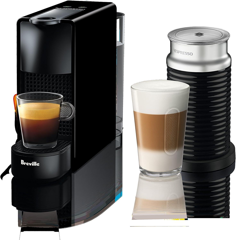 Nespresso Vertuoline With Aeroccino Plus Automatic Milk Frother - Nespresso Essenza Mini