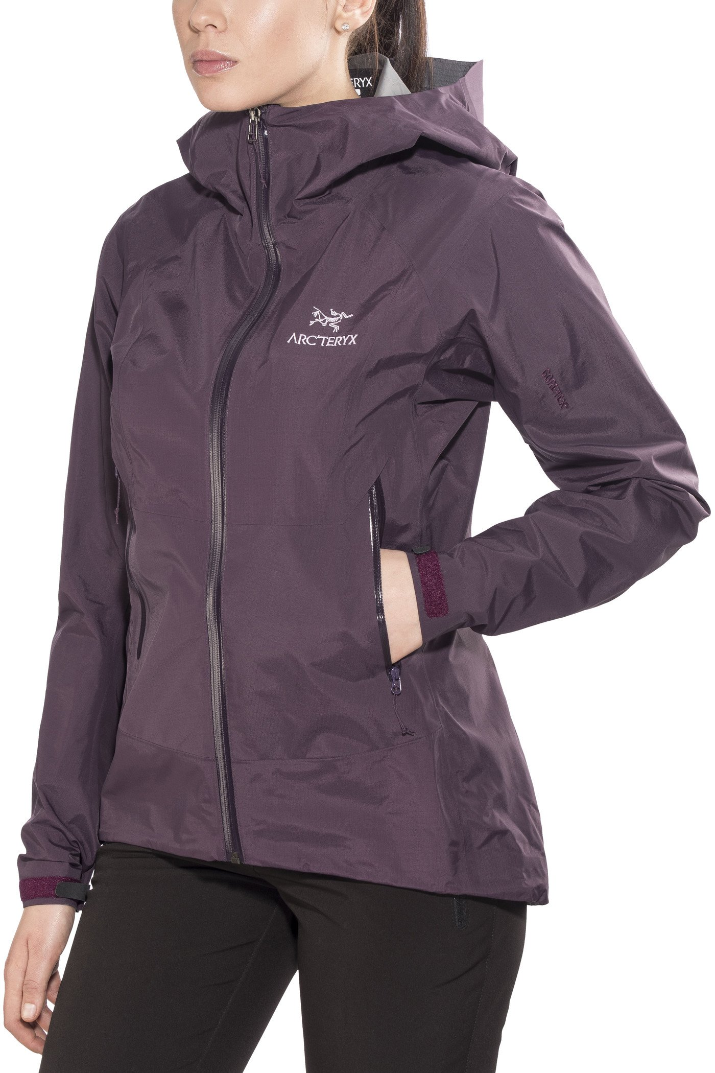 ARC'TERYX Beta SL Jacket Women's (Purple Reign, Large)
