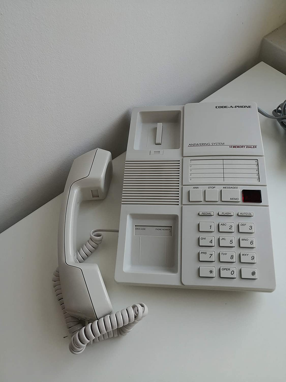 sumicorp.com Code-A-Phone 1960 analoges Telefon und integriertem ...