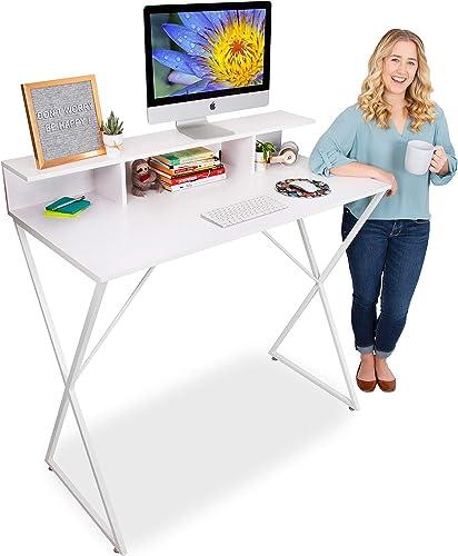 Stand Steady Joy Desk | Modern Standing Workstation - a good cheap modern office desk