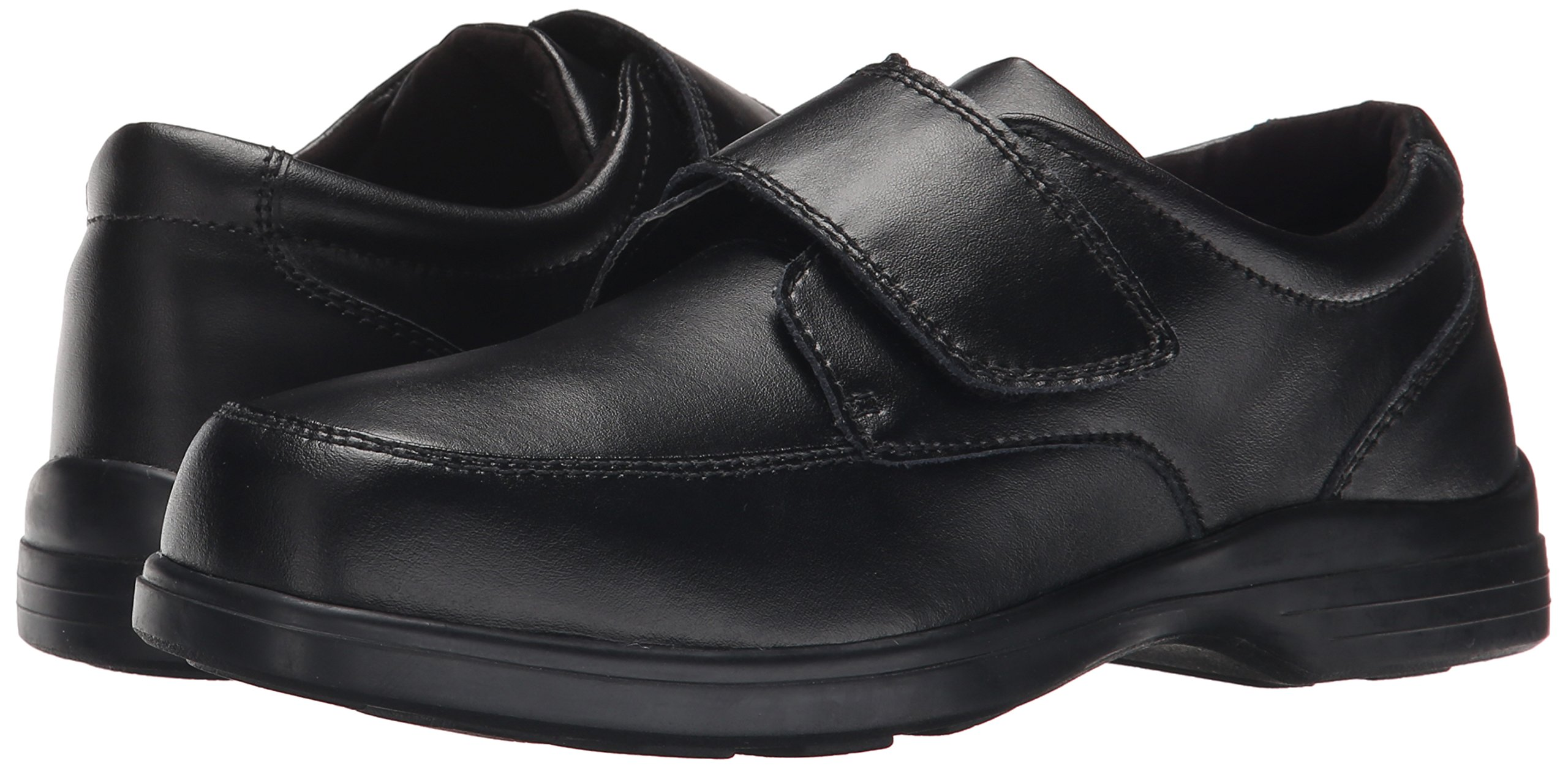 Hush Puppies Gavin Uniform Dress Shoe (Toddler/Little Kid/Big Kid), Black, 3 M US Little Kid by Hush Puppies (Image #6)