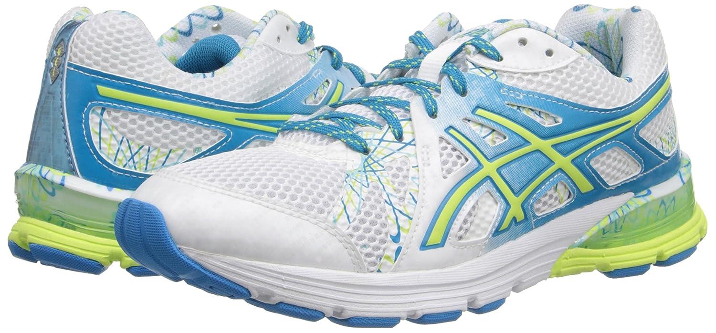 Asics Asics Asics - Frauen-Gel-Preleus Schuhe EUR  37.5 Weiß Sharp Grün Blau 33a50b