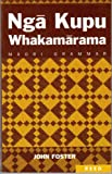Maori Grammar: Nga Kupu Whakamarama